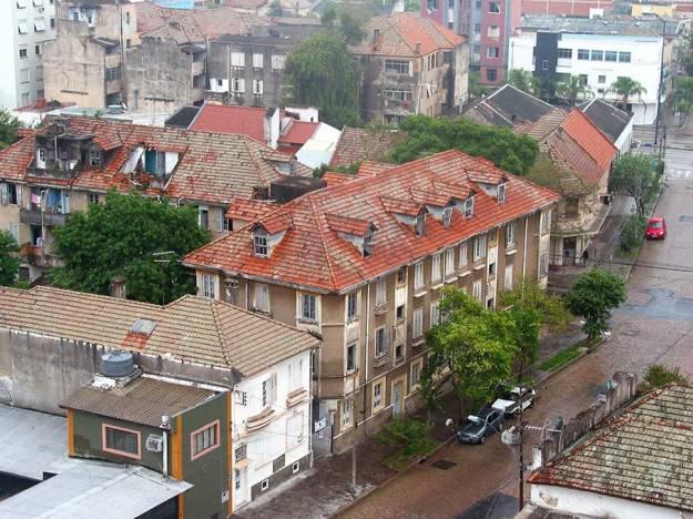 Fotos da situação dos prédios em 2010 | Foto: César Cardia